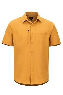 Danfield SS Shirt, Aztec Gold, medium