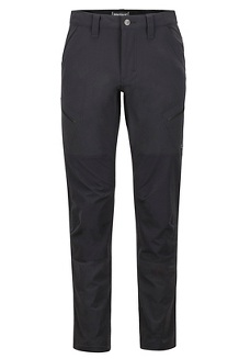 Men's Limantour Pants - Short, Black, medium