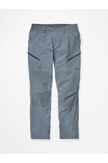 Men's Limantour Pants - Short, Steel Onyx, medium
