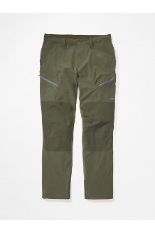 Men's Limantour Pants - Short, Nori, medium