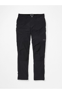 Men's Limantour Pants, Black, medium