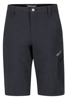 Men's Limantour Shorts, Black, medium