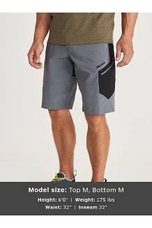 Men's Limantour Shorts, Nori, medium