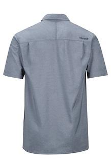 Men's Innesdale Short-Sleeve Shirt, Steel Onyx, medium
