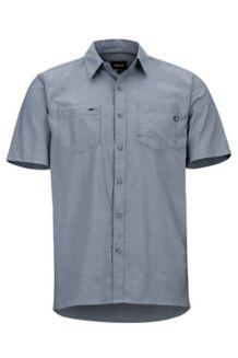 Innesdale SS Shirt, Steel Onyx, medium