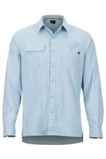 Kapalino LS Shirt, Celestial Blue, medium