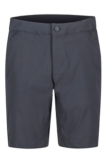 North McDowell Shorts, Dark Steel Heather, medium