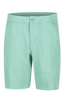 North McDowell Shorts, Pond Green, medium