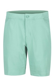 North McDowell Shorts, Pond Green, medium