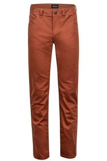 Men's Morrison Jeans - Short, Terracotta, medium