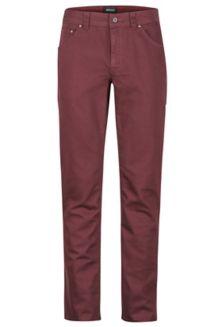 Morrison Jeans, Burgundy, medium