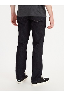 Men's Pipeline Regular Fit Jeans, Dark Indigo, medium