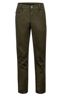 Men's Risdon Pants, Rosin Green, medium