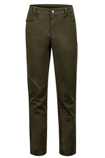Men's Risdon Pants, Rosin Green, medium