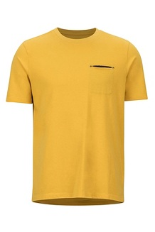 Men's Ryegate Short-Sleeve T-Shirt, Golden Leaf, medium