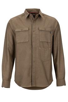 Men's Kingsbury Long-Sleeve Shirt, Cavern, medium