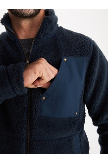 Men's Larson Jacket, Dark Indigo, medium