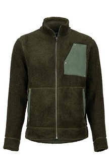 Men's Larson Jacket, Rosin Green/Crocodile, medium
