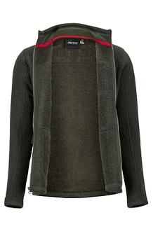 Men's Gilcrest Jacket, Rosin Green Heather/Rosin Green, medium