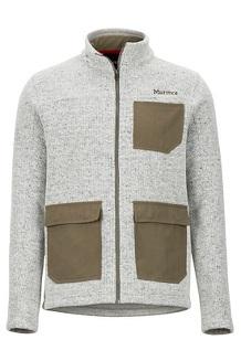 Men's Gilcrest Jacket, Oatmeal Heather/Cavern, medium