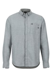 Aerowood LS Shirt, Slate Grey, medium