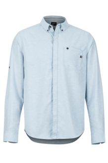 Aerowood LS Shirt, Celestial Blue, medium