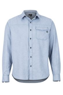 Tumalo LS Shirt, Arctic Navy, medium