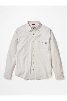 Men's Tumalo Long-Sleeve Shirt, Light Khaki, medium