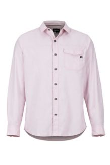 Tumalo LS Shirt, Pink Sand, medium