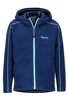 Girls' Rocklin Hoody, Arctic Navy, medium