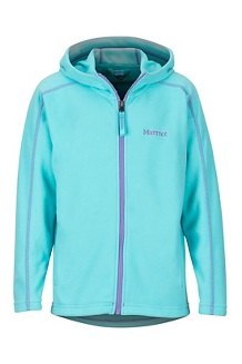 Girls' Rocklin Hoody, Skyrise, medium