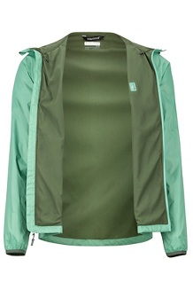 Men's Ether DriClime Hoody, Pond Green, medium