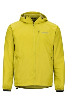 Men's Ether DriClime Hoody, Citronelle, medium