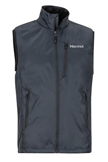 Men's Ether DriClime Vest, Black, medium