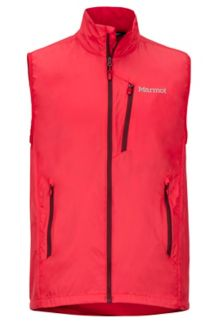Ether DriClime Vest, Tomato, medium