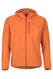 Air Lite Jacket, Mandarin Orange, medium