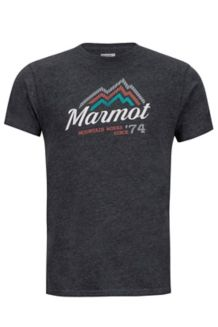 Beams Marmot x Thread Tee, Charcoal Heather, medium