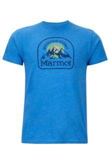 Altitude Marmot x Thread Tee, Royal Heather, medium