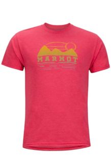 Vestige Marmot x Thread Tee, Red Heather, medium
