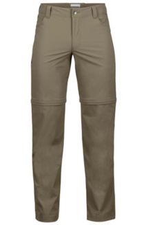Transcend Convertible Pant L, Cavern, medium