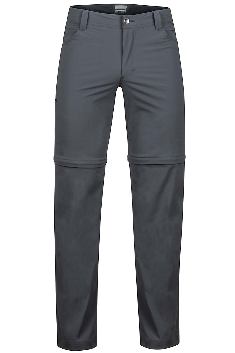 Transcend Convertible Pant, Slate Grey, large