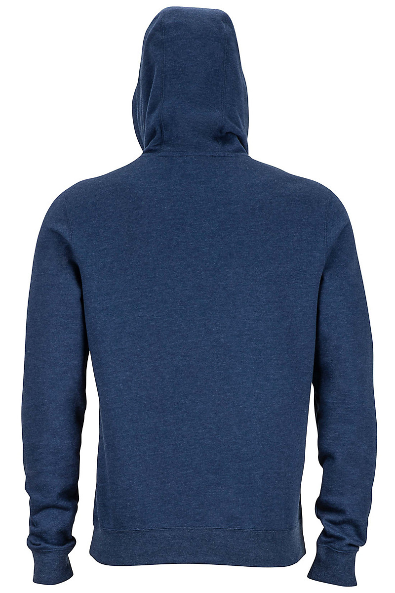 Sunsetter Hoody, Vintage Navy Heather, large