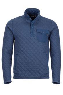 Cardiff LS Shirt, Dark Indigo, medium