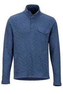 Cardiff LS Shirt, Arctic Navy, medium