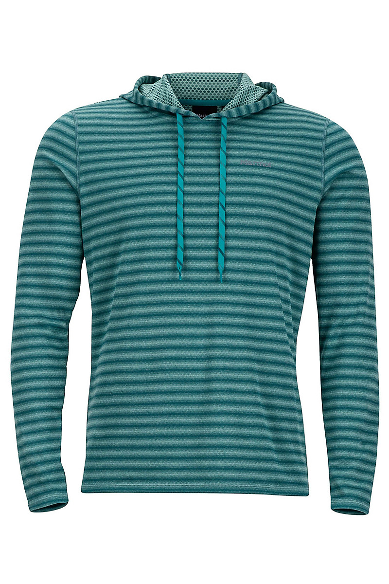 Padoga Hoody, Malachite, large