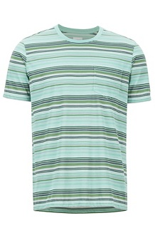 Red Rock SS Shirt, Pond Green, medium