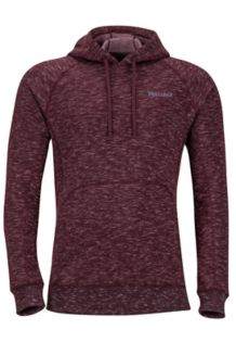 Kryptor Hoody, Burgundy, medium