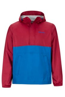 PreCip Anorak, Brick/Dark Cerulean, medium