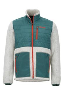 Mesa Jacket, Oatmeal/Mallard Green, medium