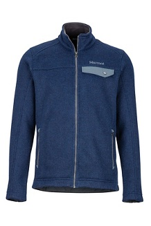 Poacher Pile Jacket, Dark Indigo Heather, medium
